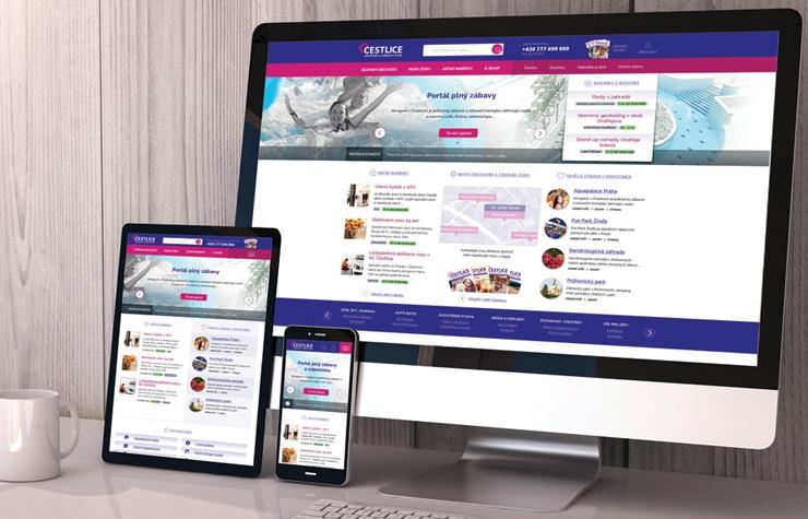 cbbff6e61 V polovině května jsme spustili nové webové stránky Obchodní a zábavní zóny  Čestlice. Nahradili jsme tak původní web, který už neodpovídal aktuálním ...