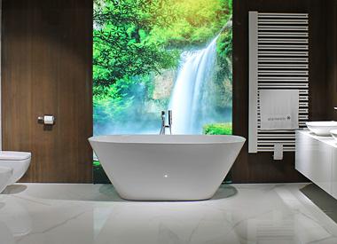 Koupelnová série VIGOUR k dispozici exkluzivně pouze v showroomech Elements